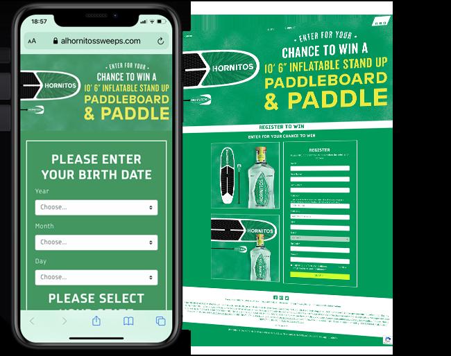 Beam Hornitos Paddleboard Sweeps – AL web