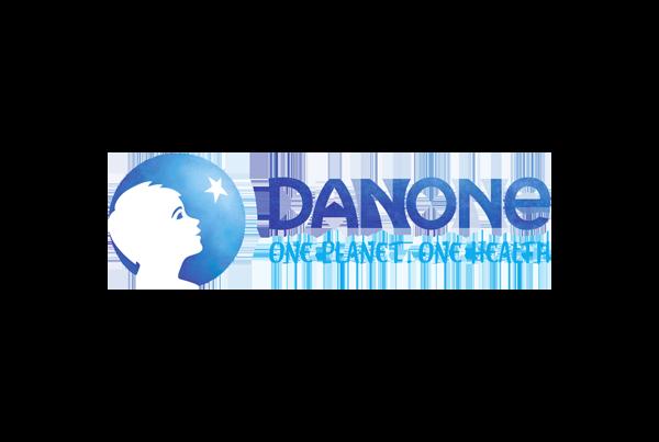Danone feature logo