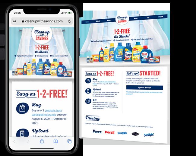 Henkel Spring Cleaning 3.0 web