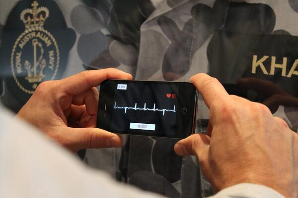 Mobile Medic Augmented Reality App