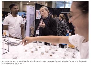 Marijuana firms use creative marketing tactics to skirt strict regulation