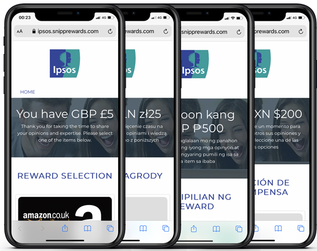 Ipsos Rewards web-1
