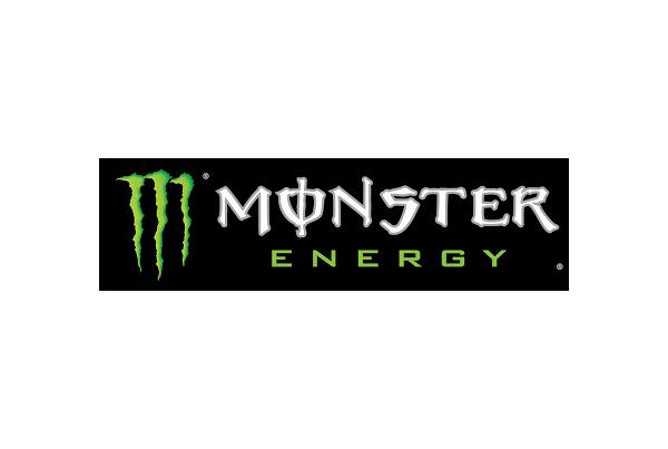 Monster feature logo