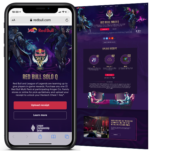 Red Bull 365 SoloQ Kroger web