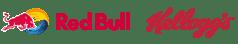 Redbull Kelloggs inside logo