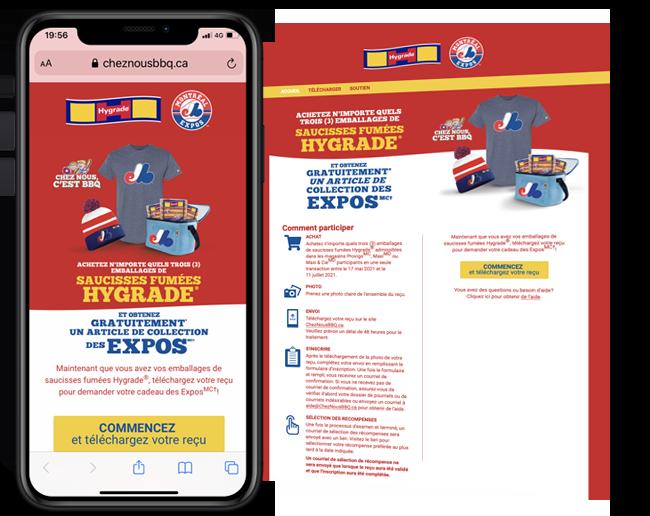 The Hatchery MLF Hygrade Quebec Expos GWP web