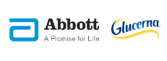 abbott glucerna inside logo