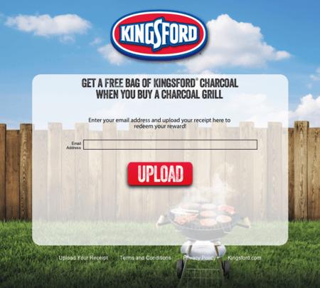 Kingsford grill