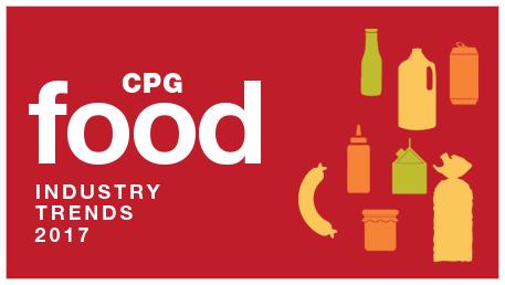 Industry Trends 2017 – CPG Food