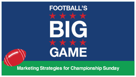 FOOTBALL'S BIG GAME – Marketing Strategies for Championship Sunday