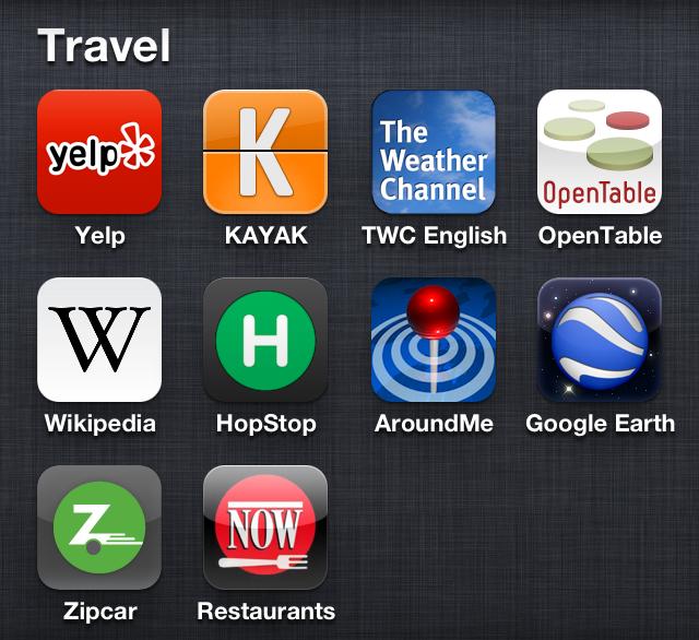 App-loring: Exploring the Mobile App World