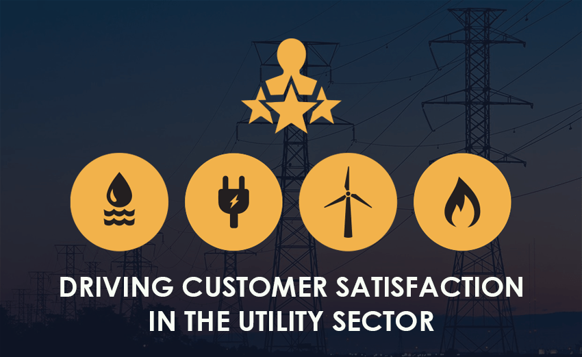 Driving Customer Satisfaction in the Utility Sector