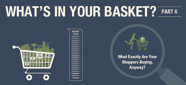 What's In Your Basket: What Are Your Shoppers Buying, Anyway?