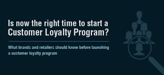 Starting a Loyalty Prog
